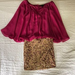 Cocktail Dress with sequins